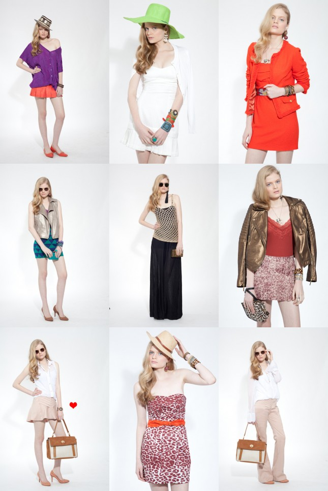 Catalogo Lookbook Thelure Verão 2012
