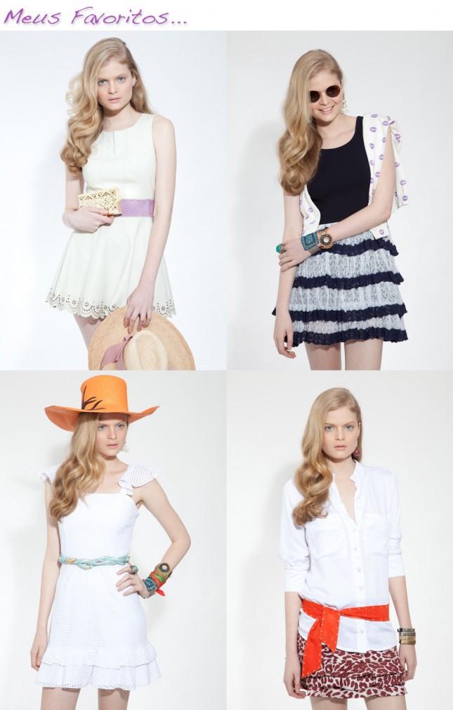 Favoritos Catalogo Lookbook Thelure Verão 2012