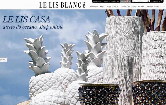 Le Lis Blanc Casa Loja Online