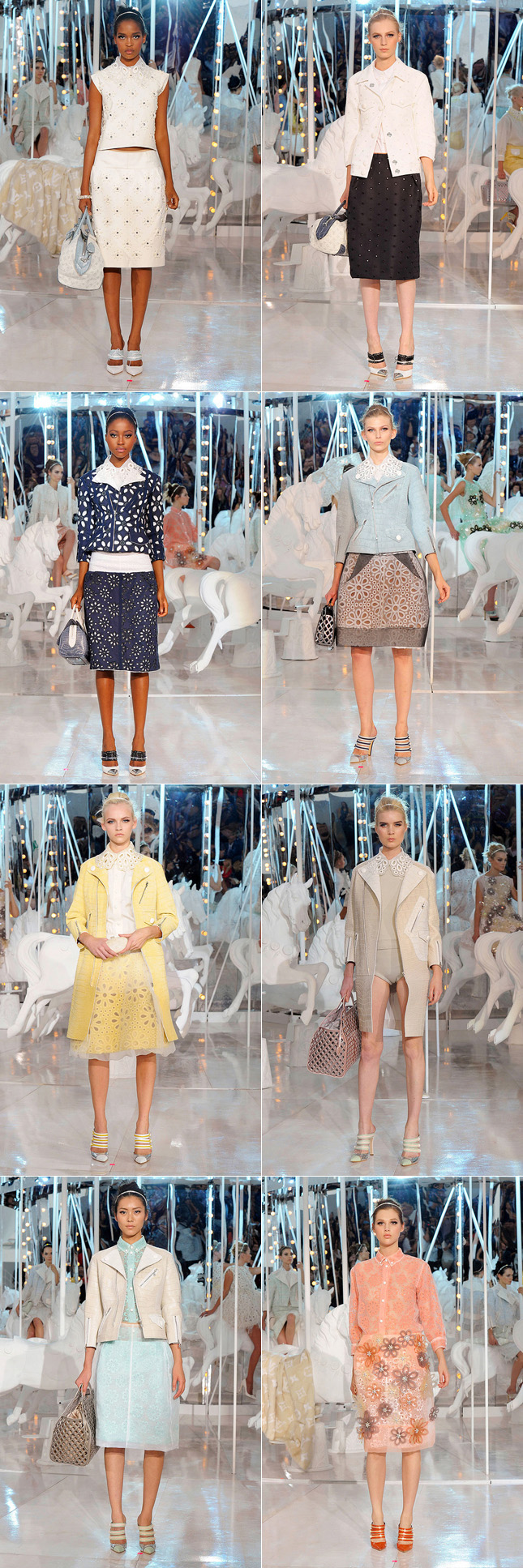 Louis Vuitton Verão 2012 Desfile Paris Fashion Week