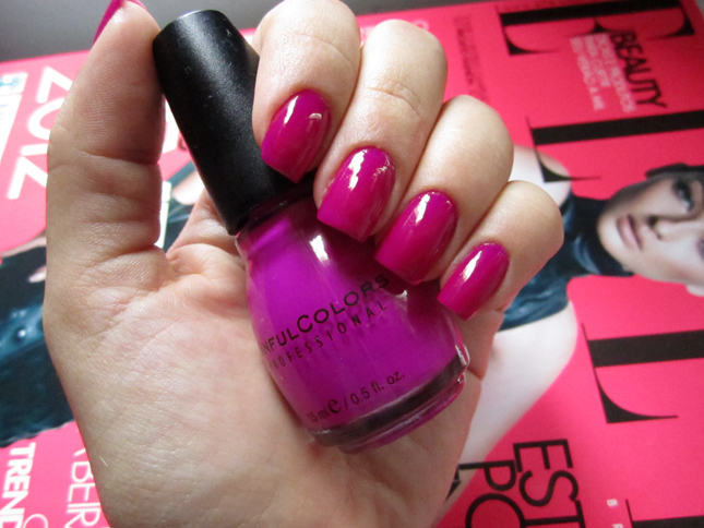Esmalte Dream On da Sinful Colors - Esmalte da Semana