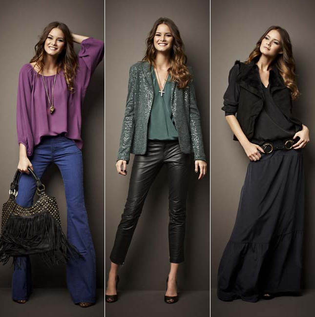 Ateen Inverno 2012 - Lookbook
