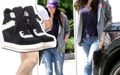 Megan Fox e Seu Sneaker
