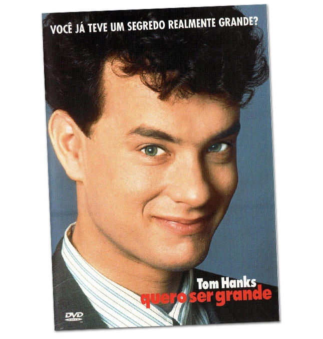 Quero Ser Grande Tom Hanks Big