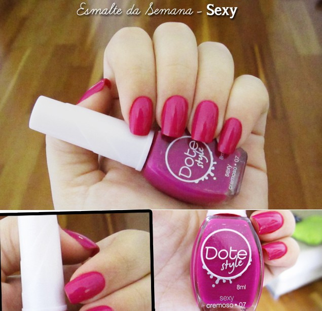 esmalte da semana sexy dote alternativa dream on sinful colors blog de moda