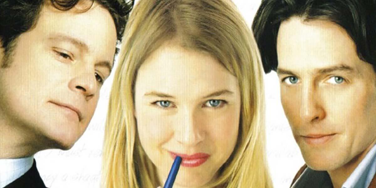 Dica de filme para o domingo, O Diário de Bridget Jones 1 e 2.