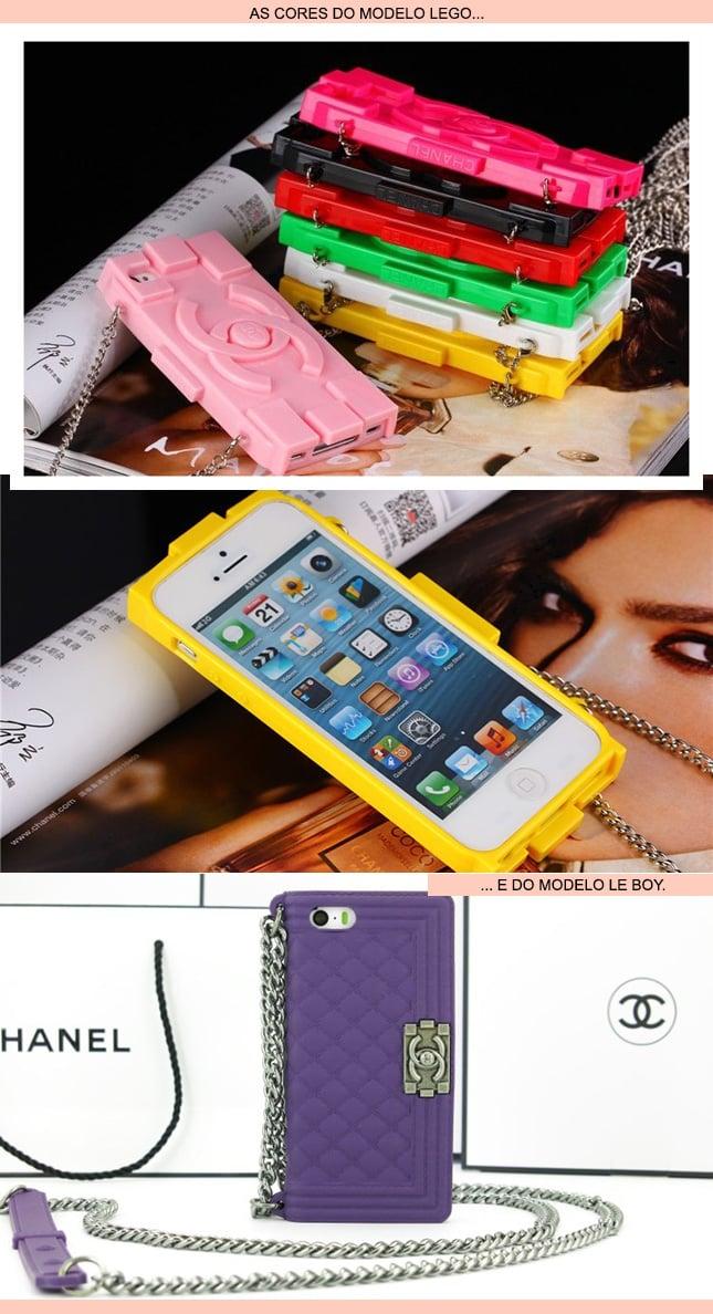 chanel lego e le boy capinha iphone acessorios celular blog de moda oh my closet iphone case chanel boy lego bolsa ebay phone fancy