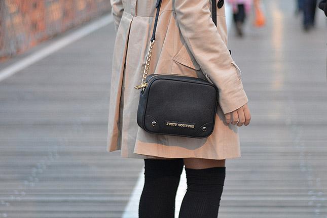 nyc look blog de moda dica look nova york ponte do brooklyn bridge vestido preto nasty gal zara renner oh my closet blog juicy couture bolsa
