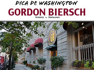 dica de viagem washington dc blog de moda oh my closet dica restaurante usa eua moda onde comer washington gordon biersch restaurante brewery