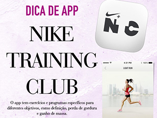 nike training club dica app blog de moda oh my closet aplicativo fitness saude iphone google play exercicio em casa