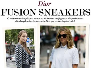 fusion sneaker dior blog de moda oh my closet tendencia sneaker couture inspired street style como usar tenis