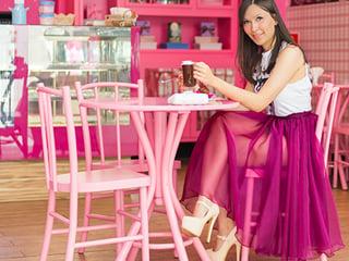 brigadella iguatemi blog de moda monica araujo we love fashion blogs 2 desafio 3 fhits petite jolie tendencia decor inspiracao cores moda saia organza leger oh my closet