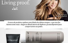 Saia mais sobre a Living Proof!