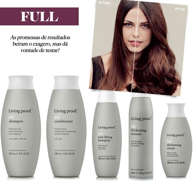 O shampoo Living Proof é um dos itens da marca mais falada dos últimos tempos!
