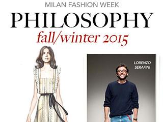 Milan Fashion Week: veja o desfile da Philosophy.
