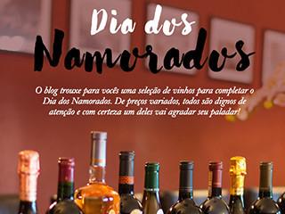 A Grand Cru Rio Preto e o blog Oh My Closet fizeram uma seleção de vinhos espetacular para o seu Dia dos Namorados, vem ver!