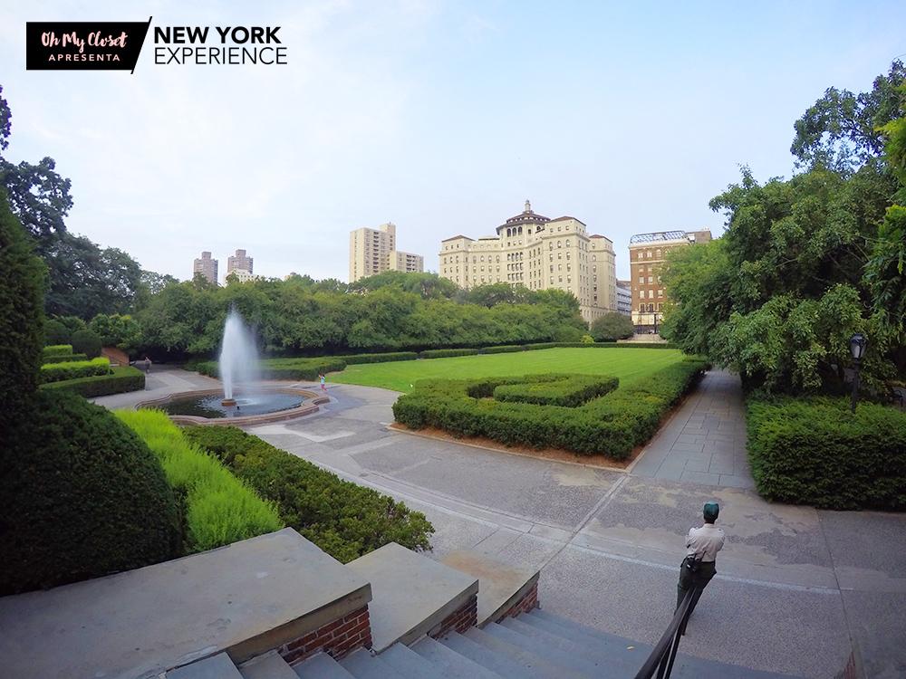 O Conservatory Garden no Central Park é lindo! A blogueira Mônica Araújo mostra tudo no OMC, vem ver!