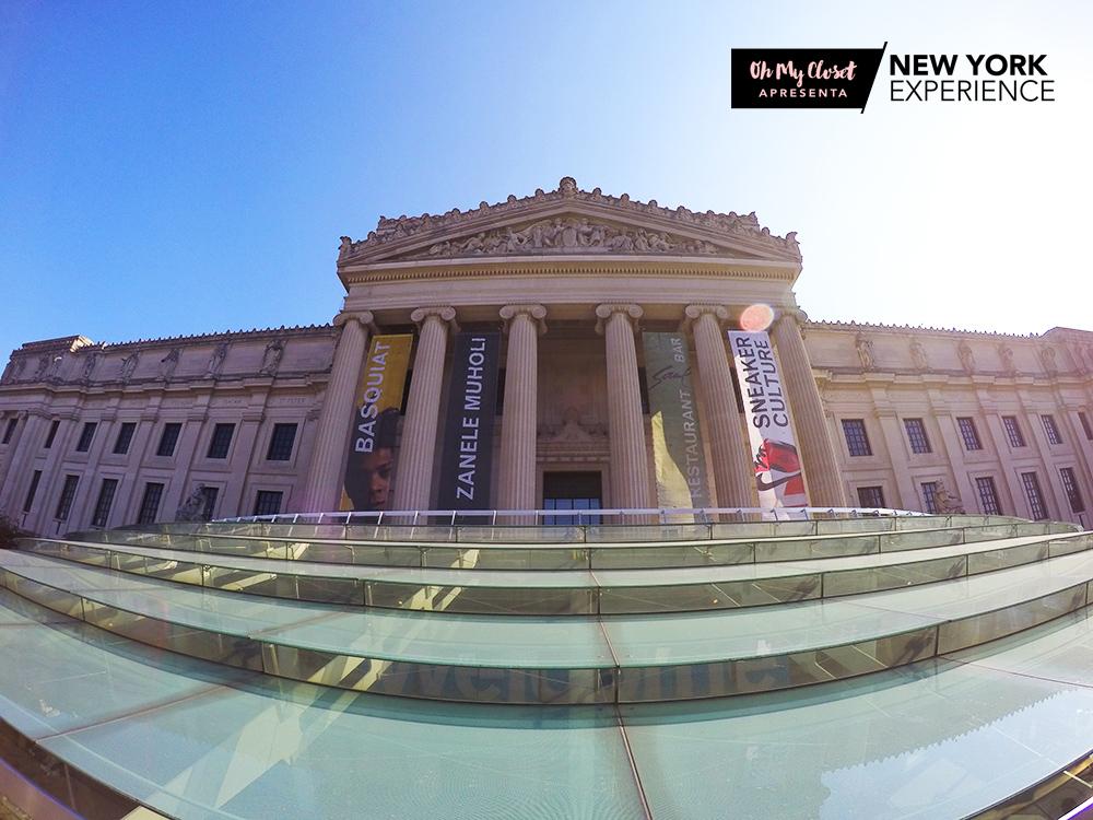Viagem inesquecível: O Museu do Brooklyn em NYC pode fazer parte dela! Leia tudo sobre essa viagem no Oh My Closet!
