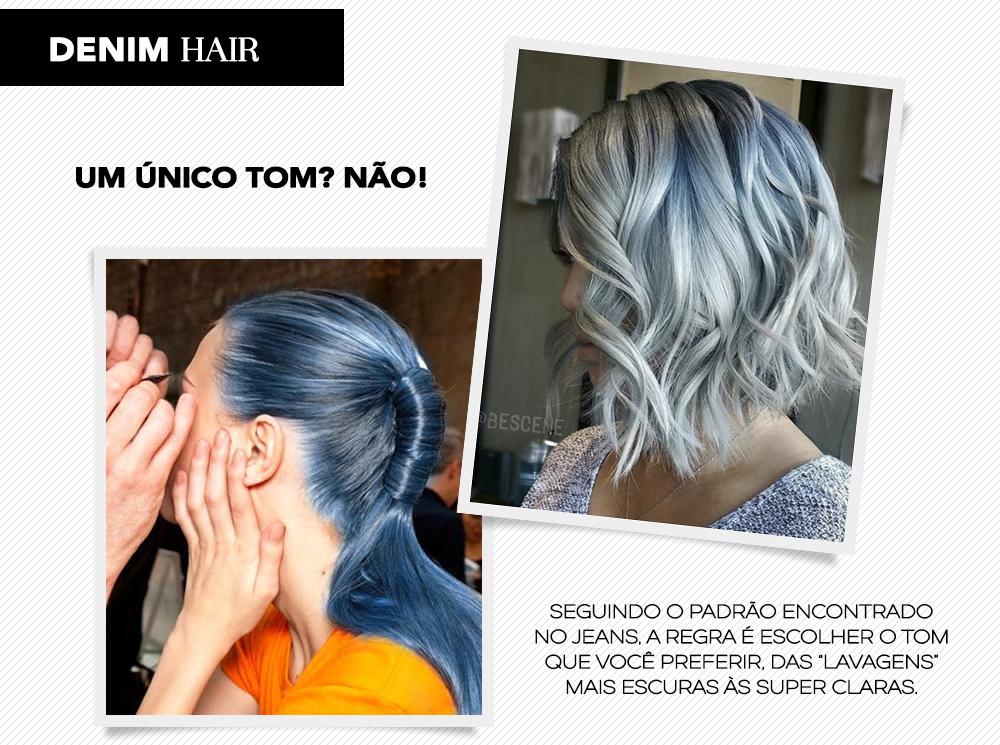 Quer saber mais sobre o Denim Hair? Vem que o Oh My Closet te conta mais sobre a tendência!