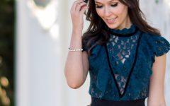 Look do dia da influenciar Mônica Araújo: calça flare S Trend, vem ver no Oh My Closet!