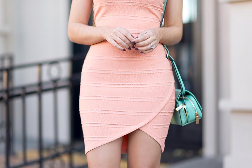Detalhes Vestido S Trend look Mônica Araújo Oh My Closet!
