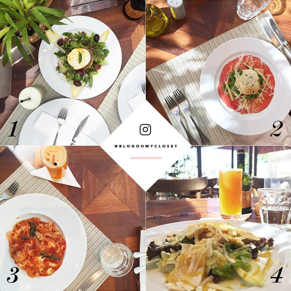 Na seção de Lifestyle do Oh My Closet a blogger Mônica Araújo mostrou seus pratos favoritos no Maremonti Rio Preto. Vem ver