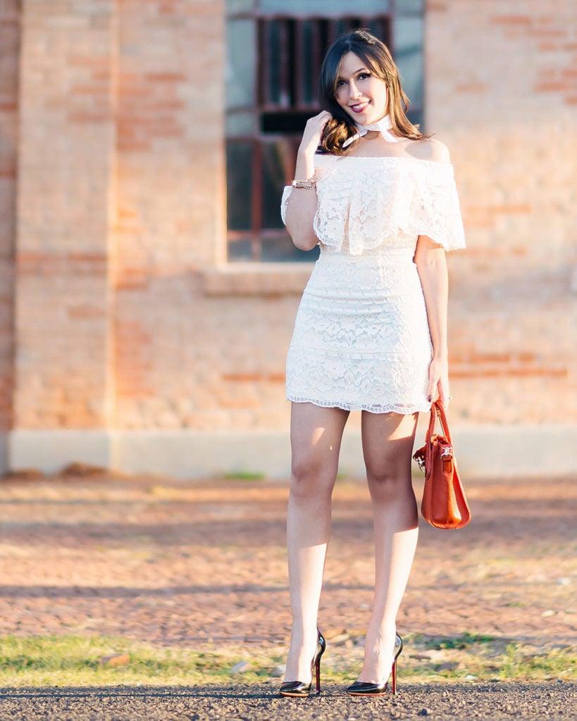 Vestido S Trend Mônica Araújo. Confira o look do verão 2016 da blogueira, no Oh My Closet!