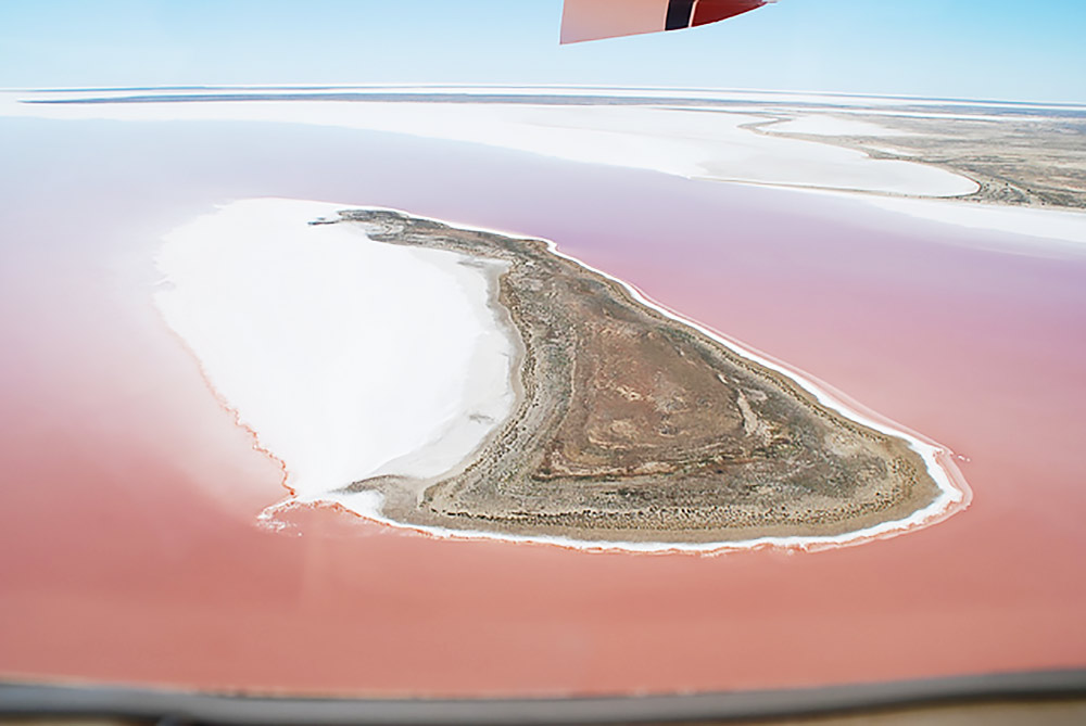 Dream destination Pink Lakes Lake Eyre Australia Dica de viagem Oh My Closet Monica Araujo
