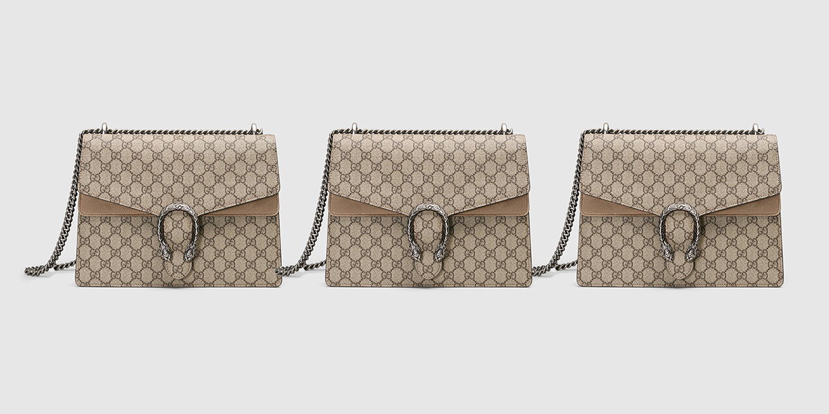 Gucci Dionysus it bag Oh My Closet tendencies
