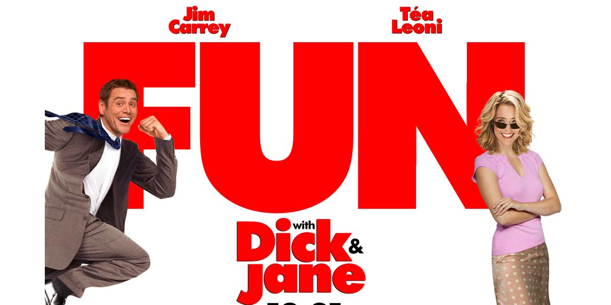 As Loucuras de Dick e Jane - Filme de Domingo - Oh My Closet!