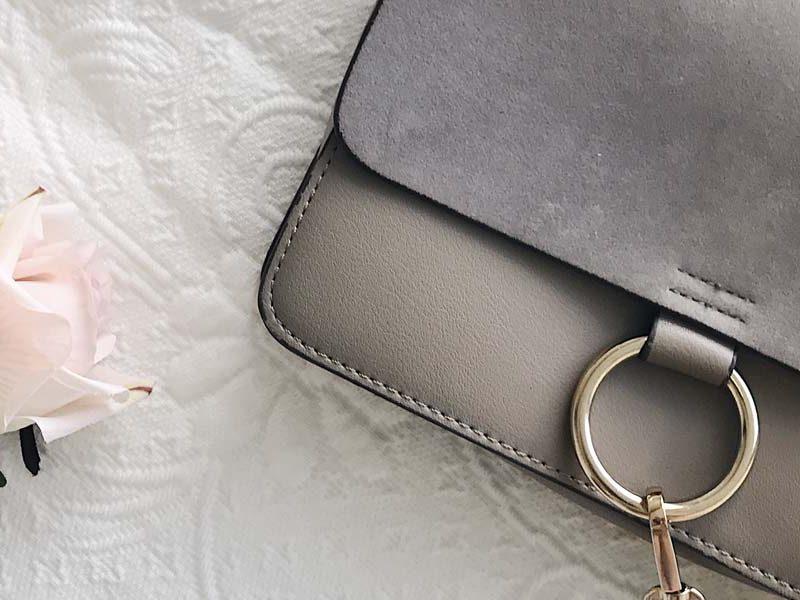 Bolsa Chloé inspired Faye Bag no AliExpress. Veja no Oh My Closetas dicas de como comprar!