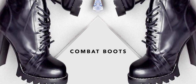 Vem ver no Oh My Closet onde comprar combat boots! Tem inspired da Louis Vuitton e muito mais!