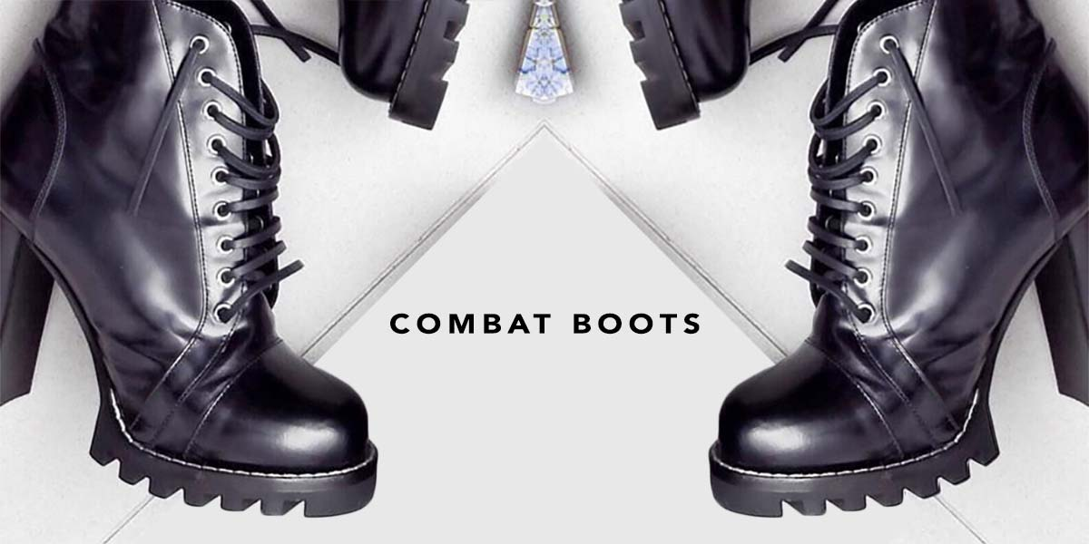 Louis Vuitton Combat Boots e suas inspireds - Oh My Closet!