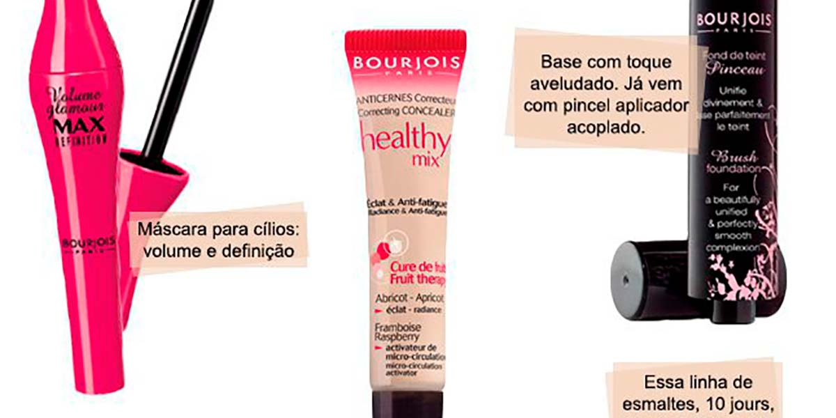 Wish List - Bourjois - Oh My Closet!