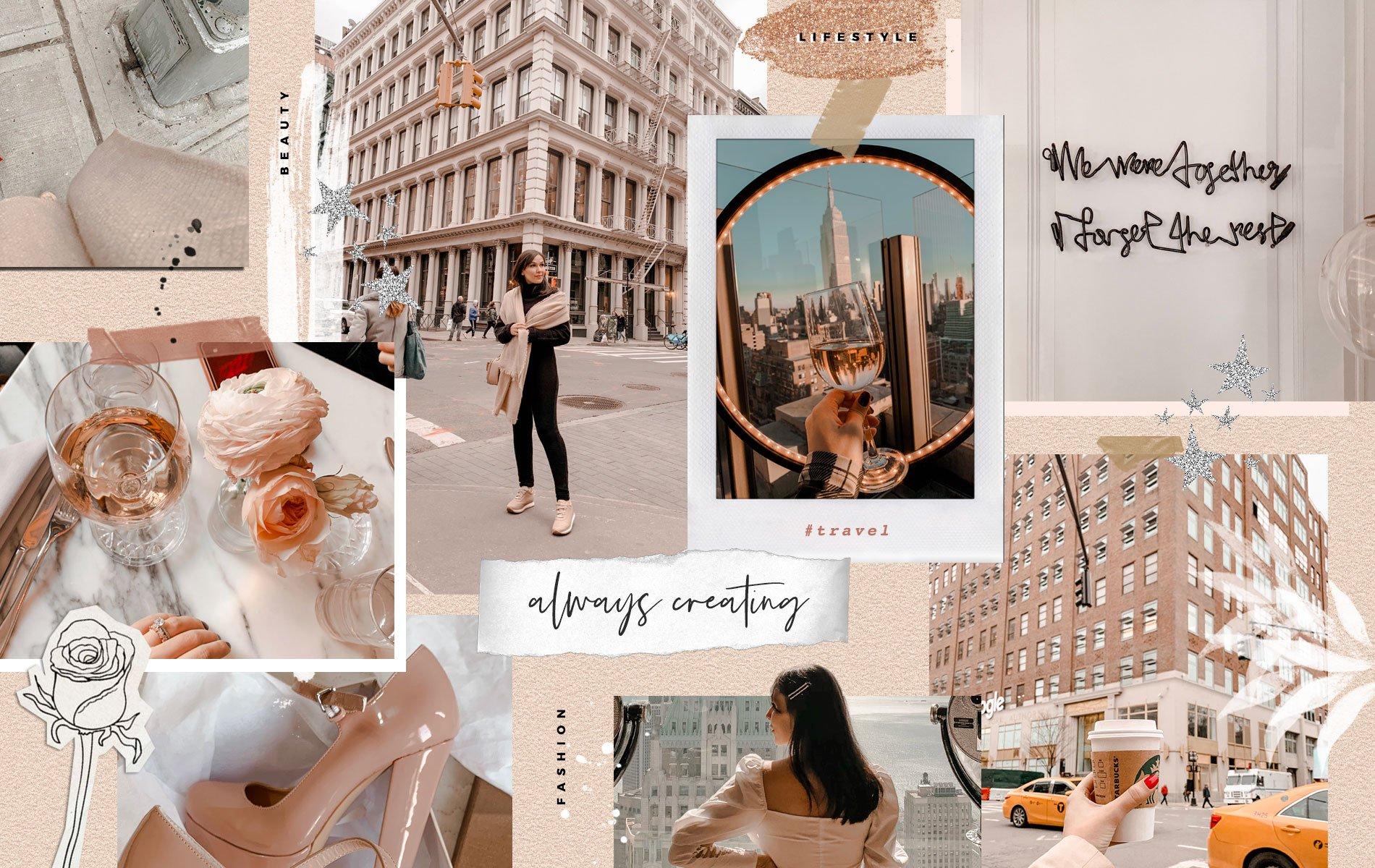 Capa Oh My Closet!, blog de moda e lifestyle por Mônica Araújo