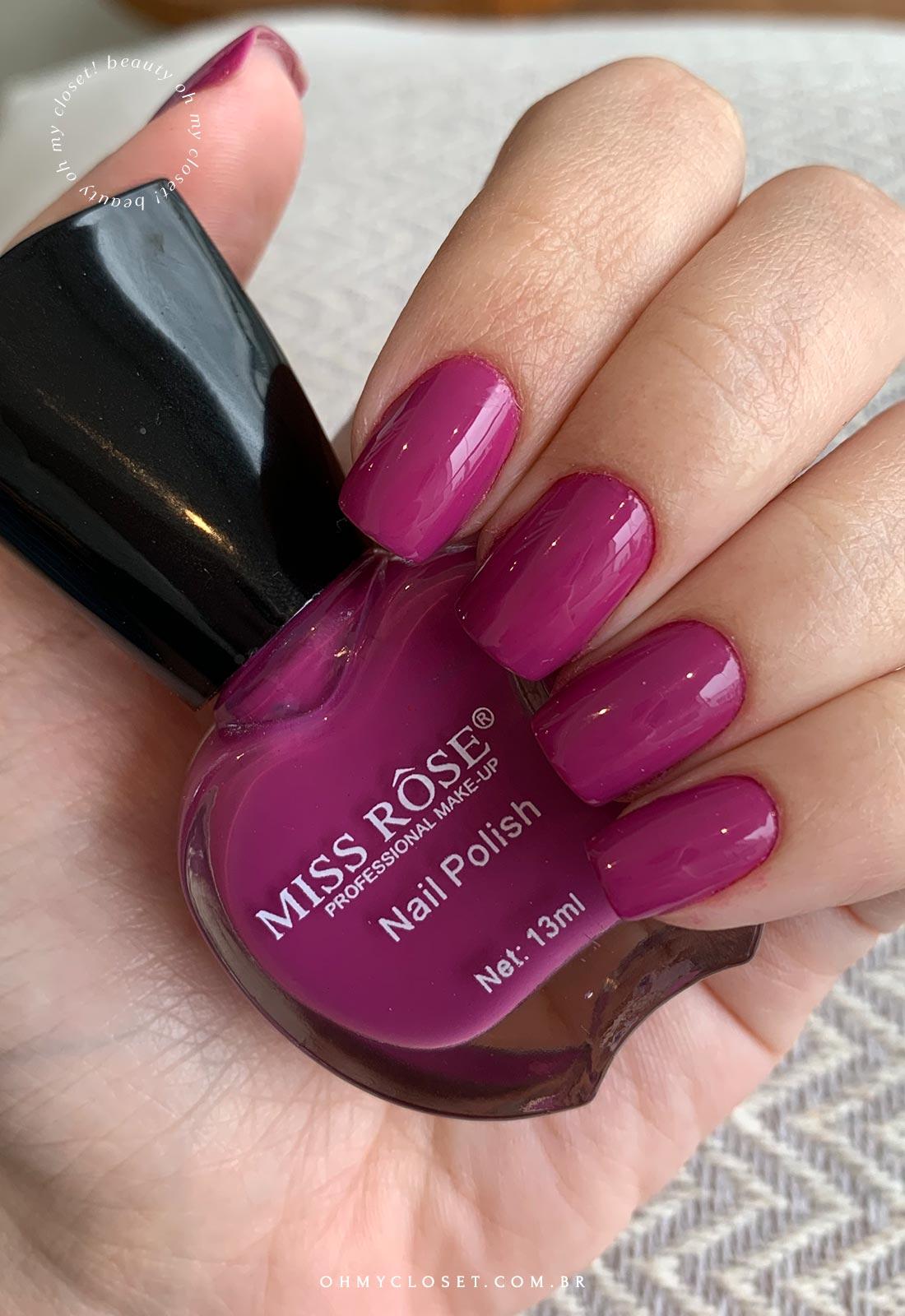 Esmalte Miss Rose 16