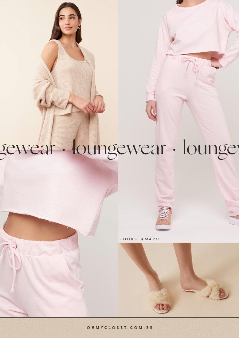 O que é loungewear?