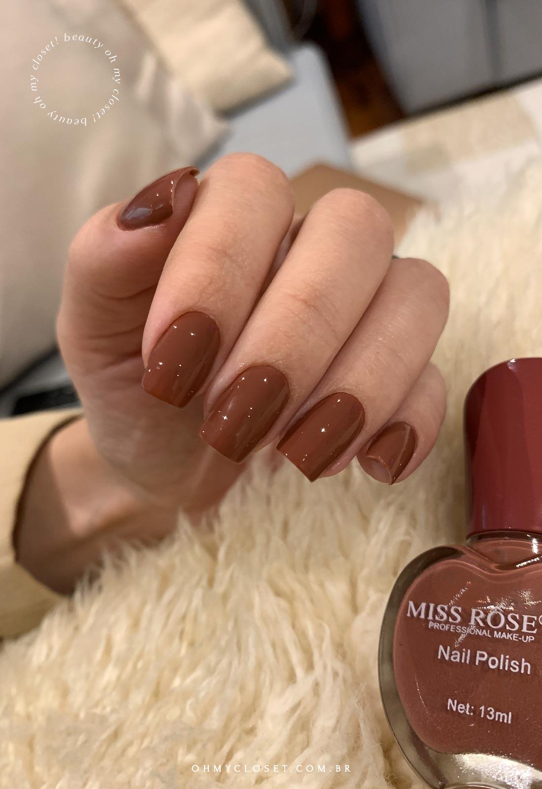 Esmalte Miss Rose Cor 68