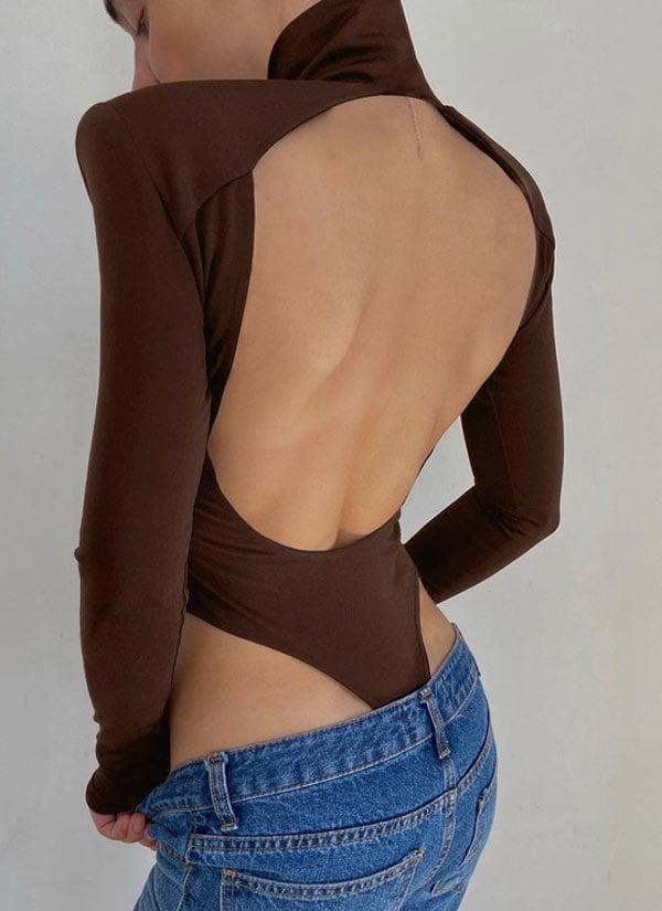Body costas de fora aniversário AliExpress.