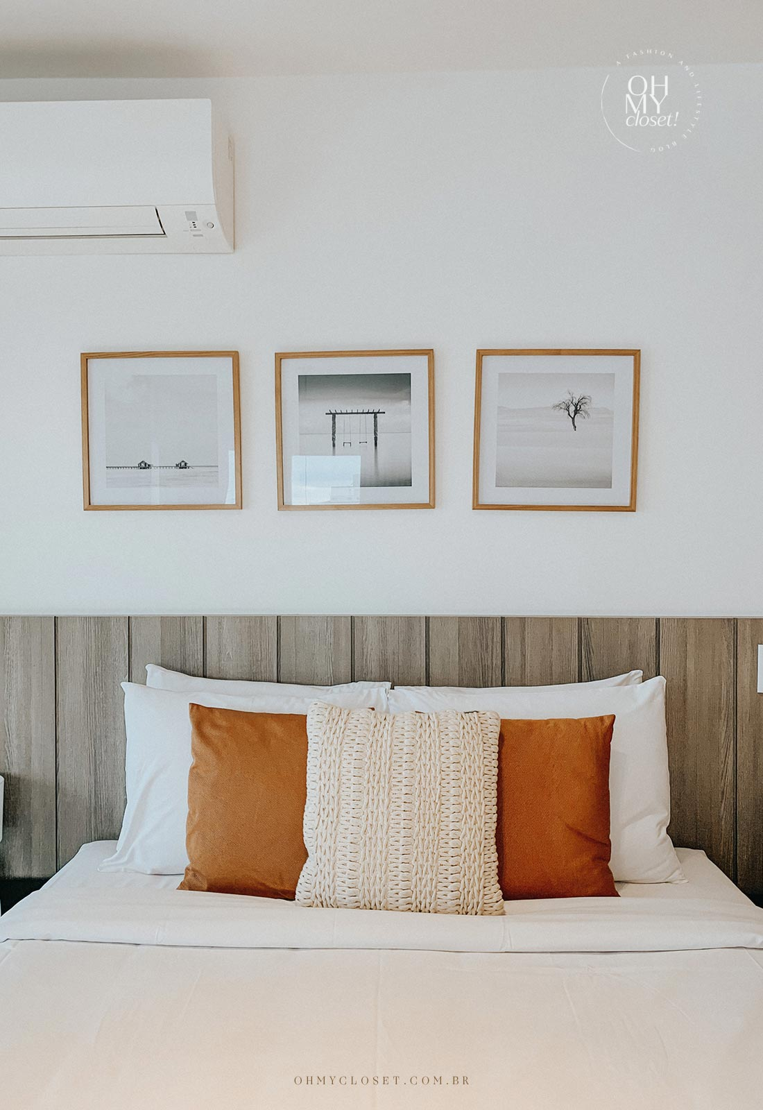 Cama, Airbnb São Paulo.