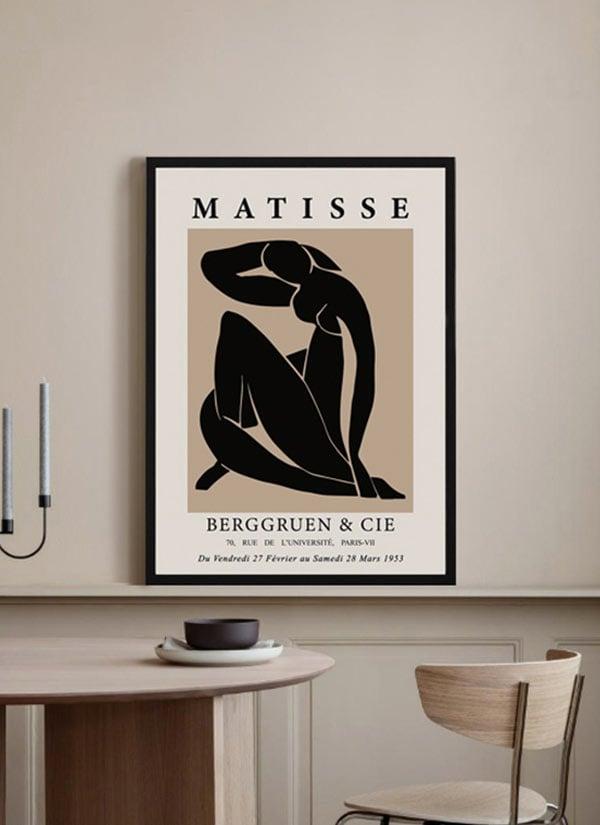 Quadro Canvas Matisse AliExpress.