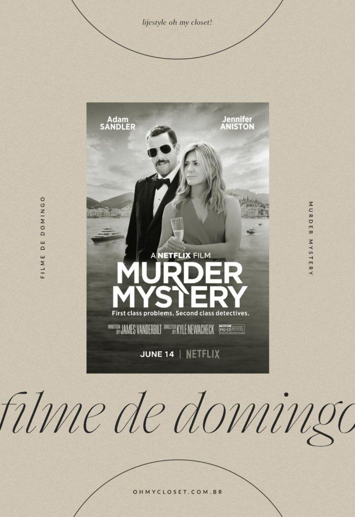 Review Resenha Filme Mistério no Mediterrâneo (Murder Mistery), com Jennifer Aniston e Adam Sandler