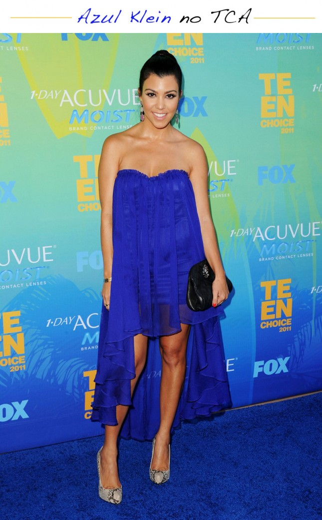 Look Azul Klein Kourtney Kardashian