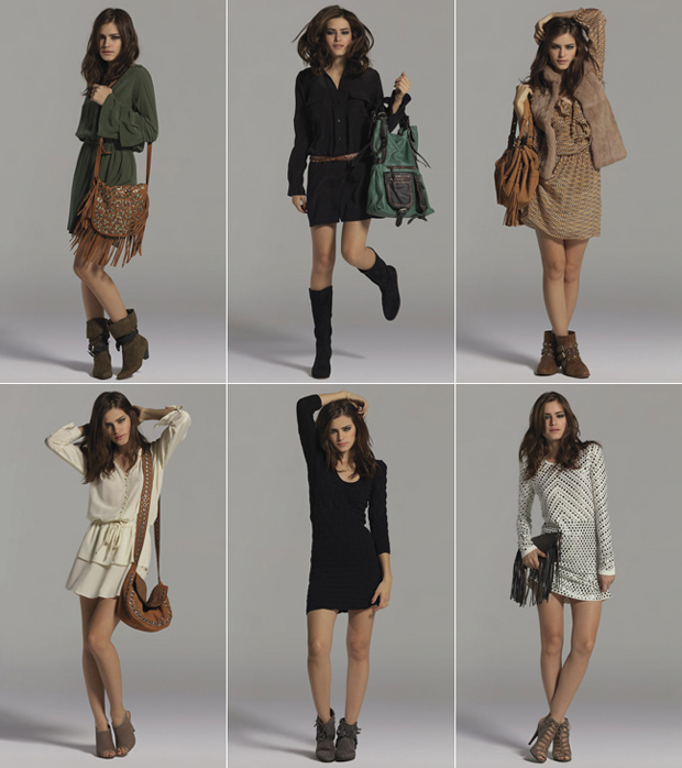 Lookbook da Ateen Inverno 2011