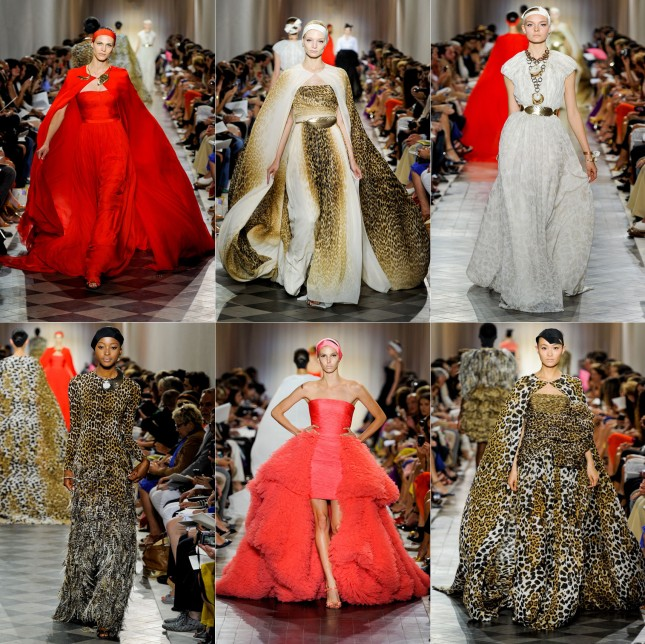 Desfile Giambattista Valli Haute Couture Fall Winter 2011